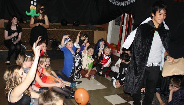 Halloween Party at KKC