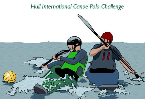 Hull International Canoe Polo Challenge